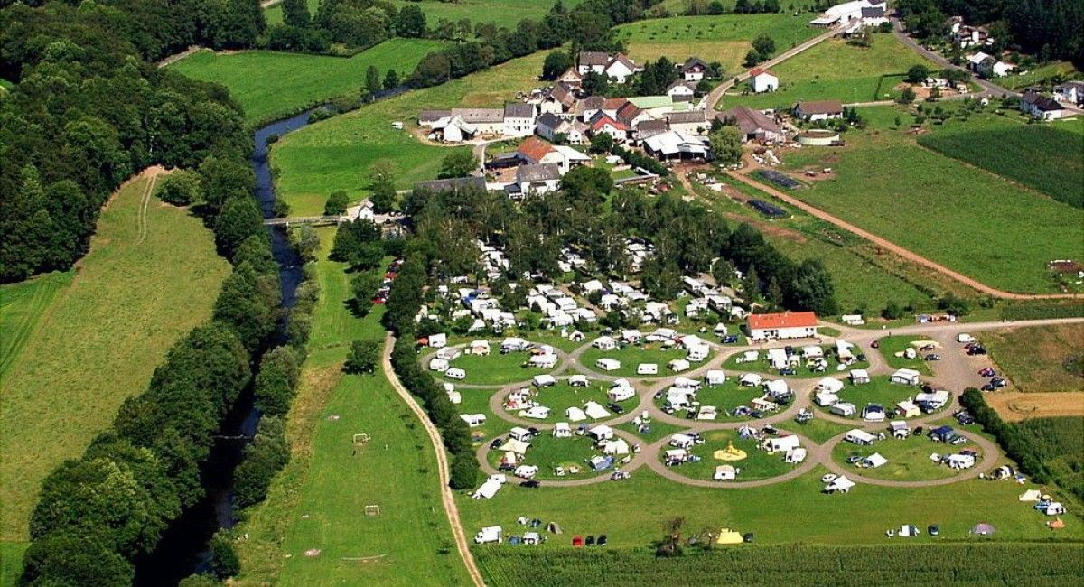Camping Ourtal-Idyll